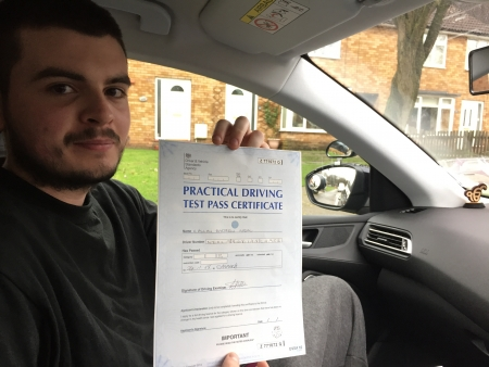 Automatic Driving lessons Cannock with No2GearsDriving School
